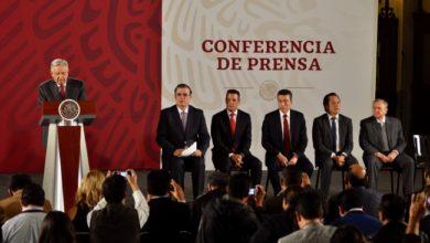 Photo of Gobernadores del sureste respaldan plan migratorio federal