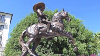 Photo of Homenajean a Antonio Aguilar con estatua
