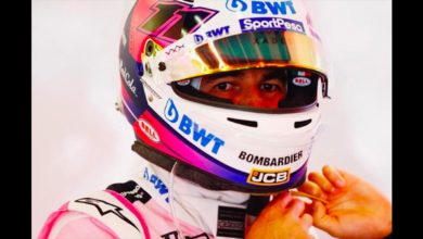 "Photo of ""Checo"" largará décimo en GP de Abu Dabi; Hamilton gana la ""pole"""