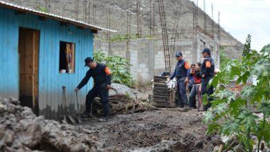 Photo of Atiende Gobierno del Estado a Acultzingo por deslizamiento de tierra