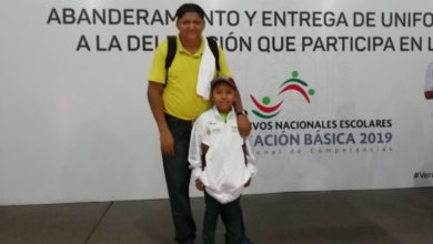 Photo of Salvador Pérez representa a Playa Vicente en Olimpiada Escolar de Bádminton