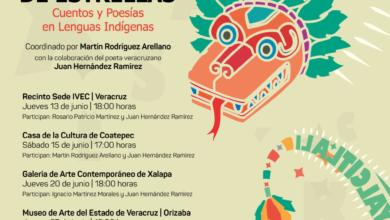 Photo of Presenta IVEC libro Manantial de Estrellas, literatura en lenguas indígenas