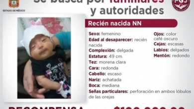 Photo of Roban a bebé en Registro Civil