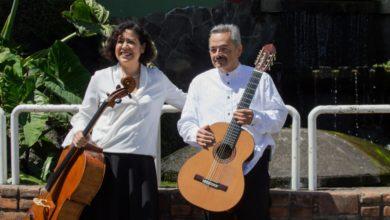 Photo of Concierto de violonchelo y guitarra mañana en Casino