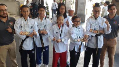 Photo of Presentan resultados positivos de taekwondoínes de Academia Nacional Cedex