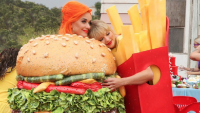 Photo of Katy Perry sorprende en video de Taylor Swift