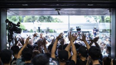 Photo of Protestas en Hong Kong buscan llamar la atención de los líderes del G20
