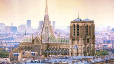 Photo of Envuelta en polémica la reconstrucción de Notre Dame