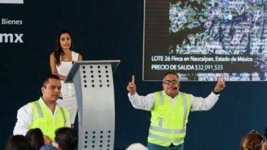 Photo of Recaudan más de 56  mdp en subasta de bienes del narco