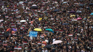 Photo of Prohibición de usar máscaras en Hong Kong es inconstitucional