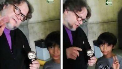 Photo of Pequeño youtuber entrevista a Guillermo del Toro