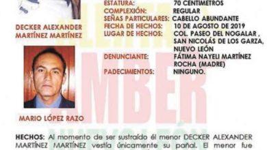 Photo of Capturan al plagiario y asesino de bebé