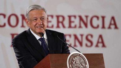 Photo of Ofrece AMLO conferencia en Hermosillo; se reunirá con padres de caso ABC