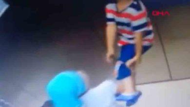 Photo of Este es el momento en que un niño casi muere en un elevador #VIDEO