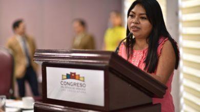 Photo of Jóvenes, fundamentales para el cambio social: diputada Elizabeth Cervantes