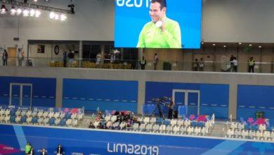 Photo of Gana primer oro nadador xalapeño en Lima 2019