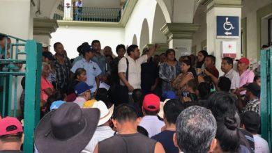 Photo of Antorchistas exigen obras en zonas invadidas