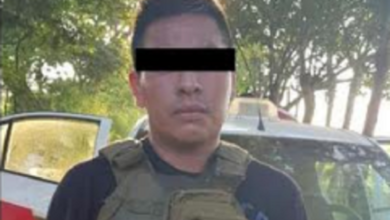 "Photo of Captura Ssp a ""El Jaguar"", otro jefe de plaza del Cjng en Coatzacoalcos"