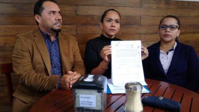 Photo of Ediles de Ángel R. Cabada presentan denuncia contra alcalde Arturo Herviz