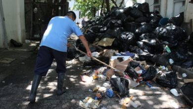Photo of Por clausura de basurero toneladas de basura se acumula