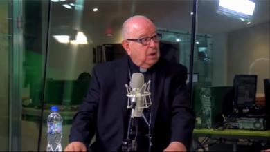 Photo of Última entrevista del Cardenal Sergio Obeso a un medio de comunicación