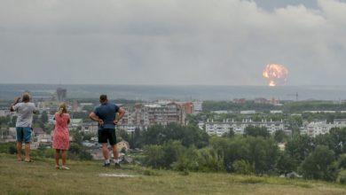 Photo of Tras explosión de misil, aumenta radiación en ciudad rusa