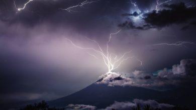 Photo of Espectáculo natural de luces en Guatemala