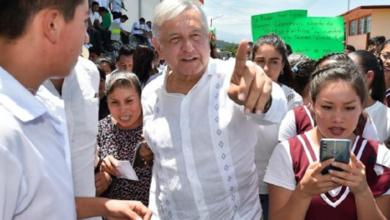 Photo of AMLO respalda a gobernador de Veracruz en su empeño por garantizar la paz