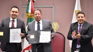 Photo of Firman Congreso y Sefiplan convenio para capacitar a sus servidores públicos