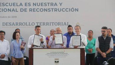 Photo of López Obrador pone en marcha Programa de Reconstrucción para Oaxaca