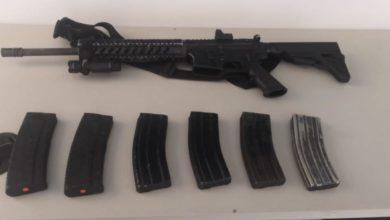 Photo of Detenidos tres hombres por portación ilegal de arma en Martínez
