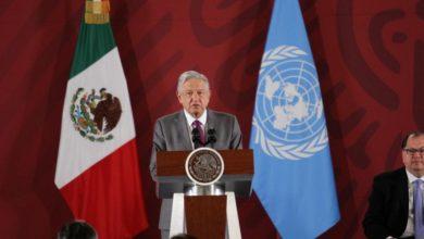 Photo of «No por ser una transformación pacífica va a quedarse en la superficie»:  AMLO