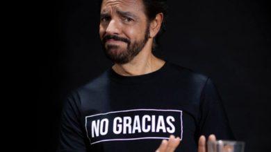 Photo of Eugenio Derbez promueve la campaña ¿Leche? No, gracias