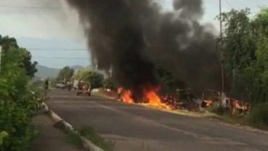 Photo of Confirman 13 policías muertos por emboscada en  Michoacán
