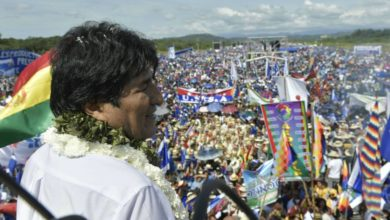 Photo of OEA sugiere segunda vuelta electoral para Bolivia
