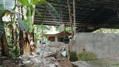 Photo of Sube a 16 la cifra de muertos por terremotos en Filipinas