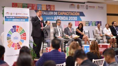 Photo of Se capacitan diputados en Agenda 2030