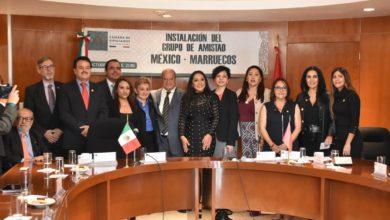 Photo of Instalan diputados grupo de amistad México-Marruecos