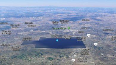 """Photo of Explica Google """"desaparición"""" de base aérea de Santa Lucía"""