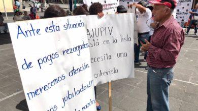 Photo of Suspenden protestas jubilados del ISSSTE