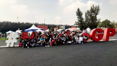 Photo of Beneficiarios de PILARES fueron gratis al Gran Premio de México