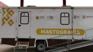 Photo of Realizan mastografías a mujeres de Playa Vicente y Amatitlán