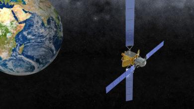 Photo of Ponen en órbita satélites de Europa y EU