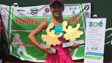 Photo of Concluirá el año Romina como la tenista número uno de México