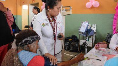 Photo of Llegan servicios de salud a pueblos en Huayacocotla