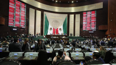 Photo of Aprueban Diputados 6 billones de pesos de  presupuesto para 2020