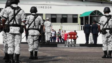 Photo of Rinden homenaje póstumo a soldado veracruzano caído en Culiacán