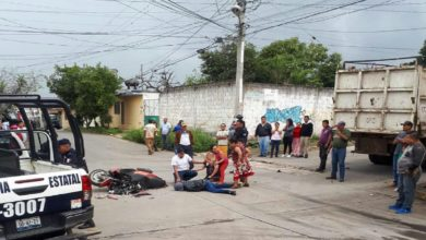 Photo of Limpia Pública mata a motociclista