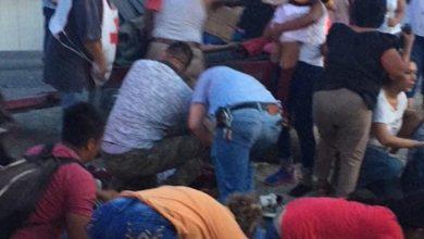 Photo of Brindan atención inmediata a lesionados en accidente carretero en Veracruz