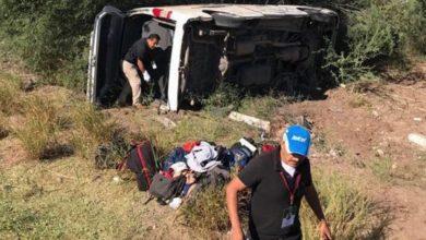 Photo of Accidente de periodistas sólo fue «el susto»: AMLO